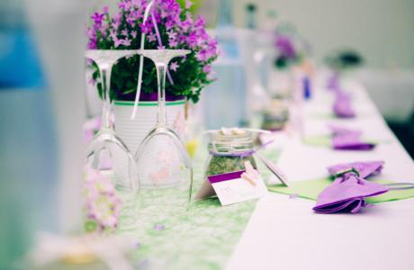 Hochzeitsplanung Stuttgart - Tisch