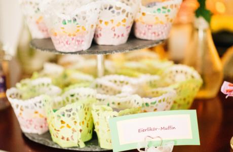 Hochzeitsplanung Stuttgart - Muffinständer